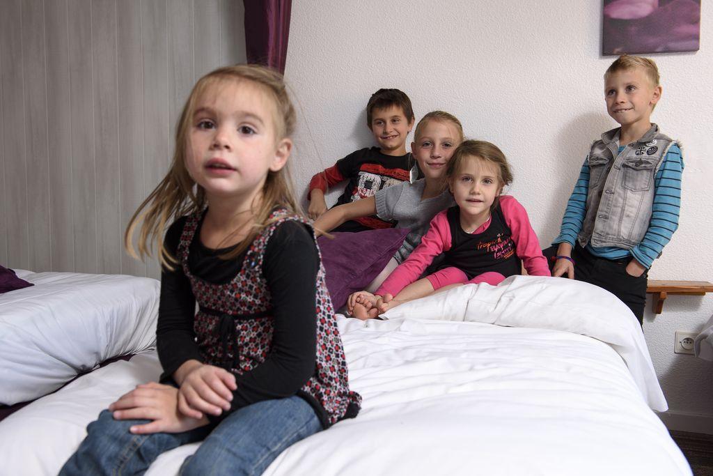FAMILIENZIMMER<br /> 4/5 personen