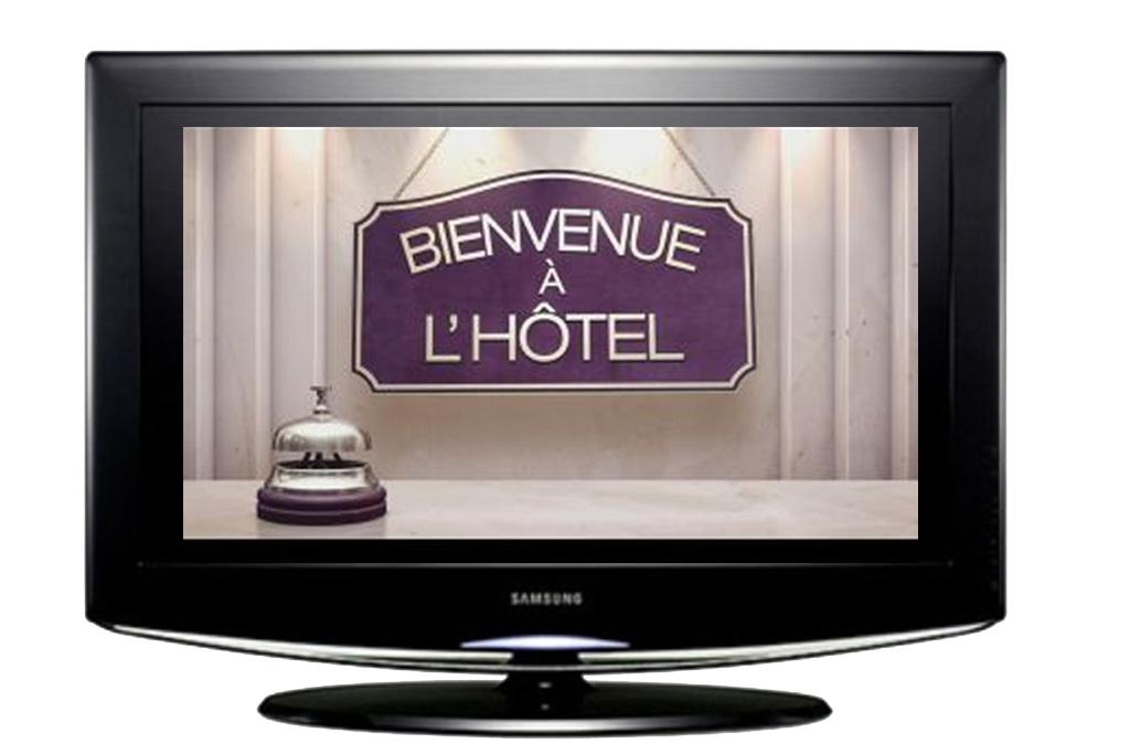 Television-hotel-kle-moulin-de-la-brevette