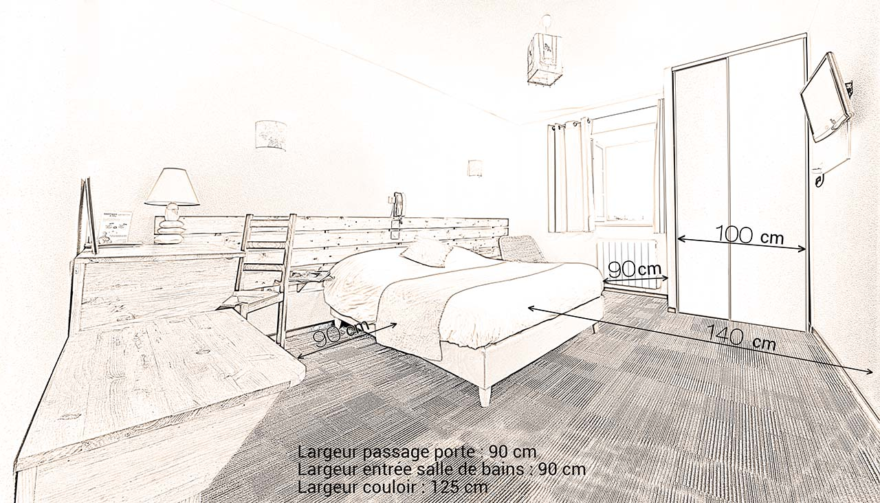 hotel du moulin de la brevette nos chambres. Black Bedroom Furniture Sets. Home Design Ideas